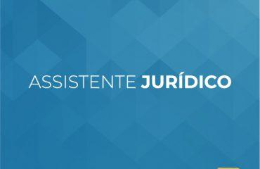 Assistente Jurídico (FIESP)