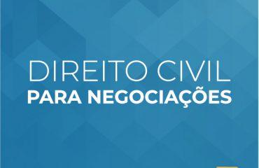 Direito Civil para Negociações (FIESP)