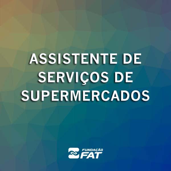 Assistente de Serviços de Supermercados