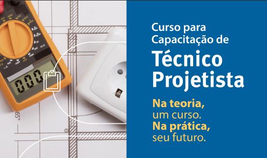 CURSO DE CAPACITAÇÃO DE TÉCNICO DE PROJETOS – PIRAJU (4º  Turma – Processo Seletivo)