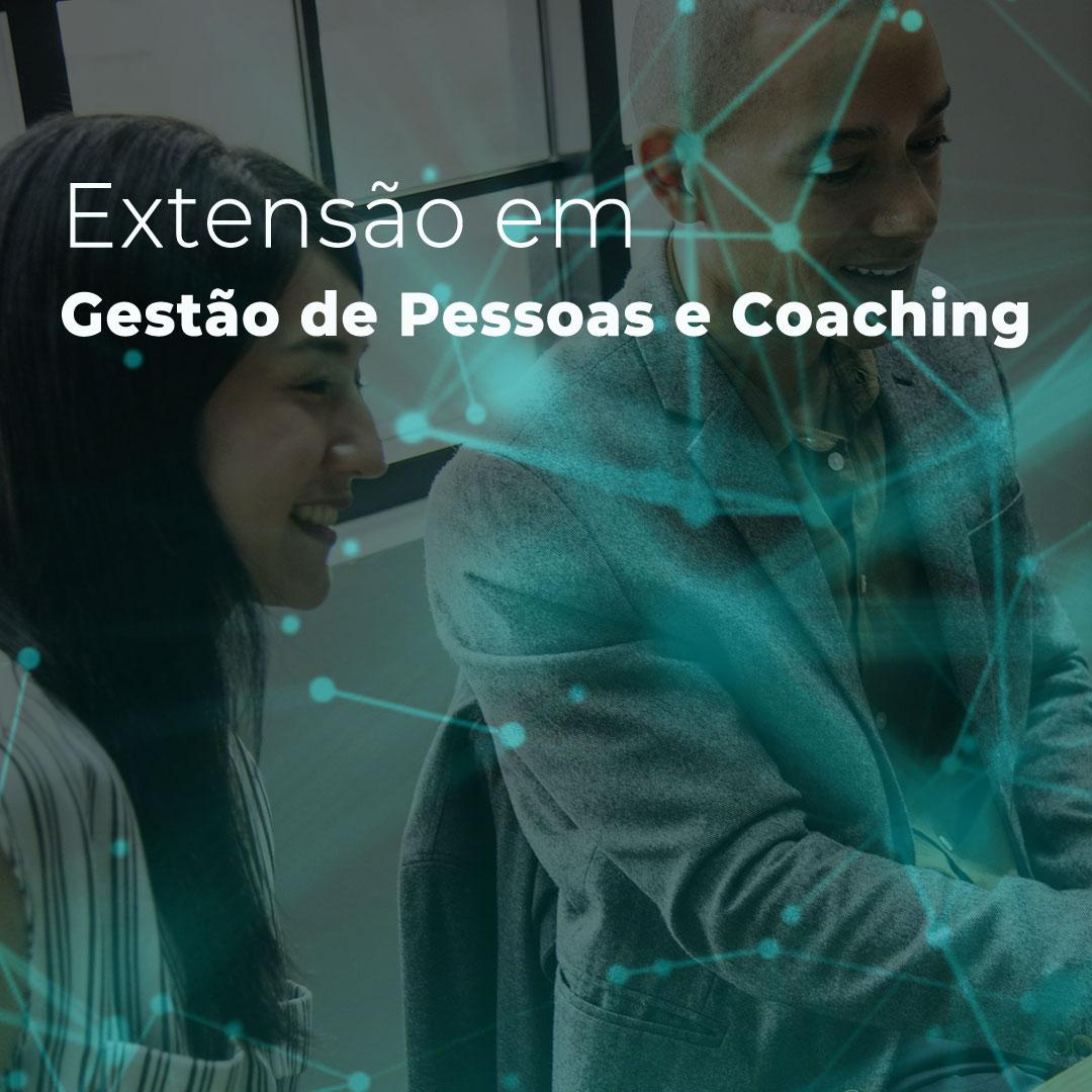 Curso de Extensão em Gestão de Pessoas e Coaching