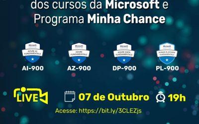 Cursos Microsoft – Minha Chance